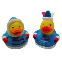 ECO Friendly Unique Bath Rubber Ducks / Bathtub Fun Bath Toys For Toddlers Manufactures