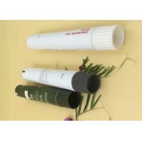 Squeezable Hair Color Tube For Cream / Ointment Packaging 22mm Diameter Manufactures