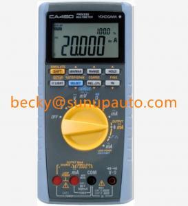 Highest Precision Yokogawa TY710 Digital Multimeters 5 digit LCD 3 Years Warranty Manufactures