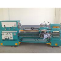 Heavy Duty Large Bore Metal Boring Machine Manual Operation For Threading Pipe Manufactures