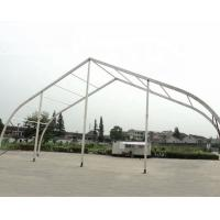 Event Tent Curved Roof TFS Warehouse Storage Tent Structure WITH Aluminium alloy T6061-T6 Manufactures