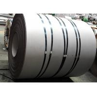 Quality Mill 2B Surface 316L Stainless Steel Coil Cold / Hot Rolled 2000 - 8000mm Length for sale