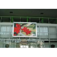 2R1G1B Full Color Sports Indoor LED display P10 High Resolution Manufactures