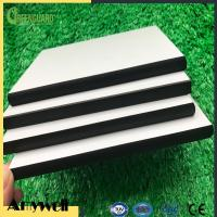 Quality Amywell High-pressure Laminate Woodgrain HPL laminate sheets/fireproof Formica hpl boards for sale