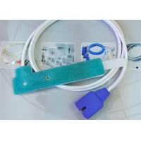 Nellcor oximax neonate Disposable SPO2 Probe Sensor , TPU 9 pins spo2 probe Manufactures