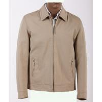 Custom Quality Stylish Knitting High Quality Zippers Lightweight Cotton Jackets for Men Manufactures