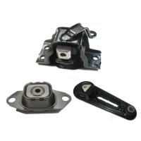 Automatic Rubber Motor Mounts , Nissan 1.6L Small Engine Rubber Mounts 11360 ED000 Manufactures