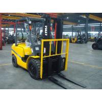 500mm Load Center Propane Powered Forklift Machine With Forklift Spare Parts Manufactures