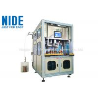 AC servo motor Automatic Simultaneous Stator Coil Winding Inserting Machine Manufactures