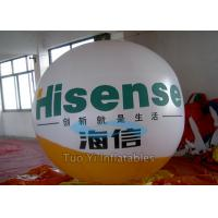 Efficient Oxford Polyester Branded Balloons Advertisement Helium Gas Balloon Manufactures