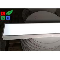 1200W X 200Hx 80D LED Shop Display LED Light Box Indoor Use Single Sided White Manufactures