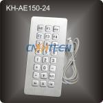 Industrial Metallic input Keypad Manufactures