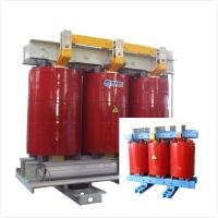 Low Loss Dry Type ElectricalTransformers Energy Saving 20kV - 160 KVA Manufactures