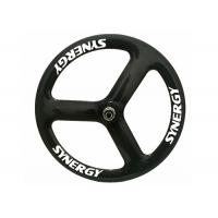 Synergy 451 BMX Full Carbon 3 Spoke Wheel Road Clincher V Brake 20 Inch 41MM Manufactures