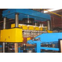Automatic Wire Mesh Fence Panel Machine , Gutter Steel Grating Welding Machine Manufactures