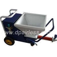DP-T7 Drywall Texture Paint Sprayer With Extended Screw Pump Manufactures