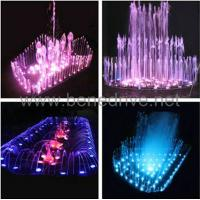 Water Proof Fountain Nozzle LED Pond Lights Lfl01-18 >50000 Hours Life Span Manufactures