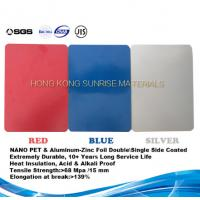Nano PET Film and Aluminum Foil Coated Heat Insulation Steel-Al Composite Panel Manufactures