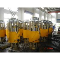 Hydraulic Piston Cylinder Stainless Steel Hydraulic Cylinder For Construction Work Manufactures