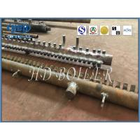 Stainless Steel Boiler Spare Parts Boiler Manifold Headers For Power Industry Manufactures