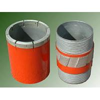 High Speed Natural Diamond Reaming Shells NQ PCD Type for Gas Mining Exploration Manufactures