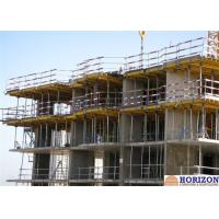 Quality Steel Prop Slab Formwork Systems , Trolley Movable Shuttering For Concrete Slab for sale