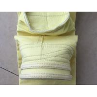 Quality Chinese FMS material felt  dust filter bag use in dry gas scrubbing technology of 320m3 BF steel plant for sale
