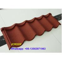 Hail-Resistance Green Steel Roof Shingles Aluminum Zinc Steel For Building Construction Manufactures