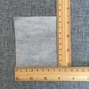 E1002 7.5*9cm High quality heat-seal corn fiber empty tea bag Manufactures