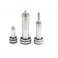 China SS Plastic Mould Parts Hot Runner Nozzle Tips Sprue Bushing Injection Mold Service on sale