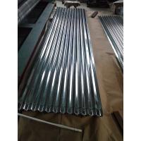 GI Tile 0.2 x 836 mm Galvanized Steel Coil Galvanised Corrugated Steel Sheet Manufactures