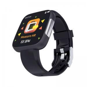 China ECG Smart Watch Step Tracker Respiration Training Wristband 24 Hour Blood Pressure Monitor on sale