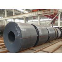 Black Hot Rolled Metal , Hot Dipped Galvanised Steel ISO 9001