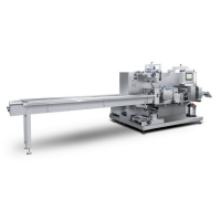 Automatic Horizontal Four Side Seal KF94 Mask Packing Machine Manufactures