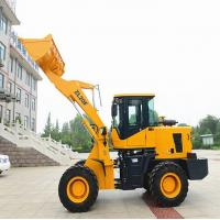 New design power wheel loader made in China Manufactures