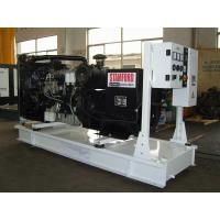 Water Cooled Perkins Diesel Generator 125 Kva 100 Kw Industrial Manufactures