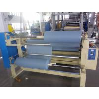 Siemens Motor PP Non Woven Fabric Machine 20-80m/Min Speed OEM / ODM Welcome Manufactures