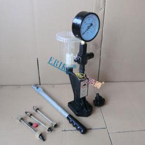 IN stock price common rail injector nozzle tester common rail diesel injector tester Manufactures