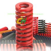 Factory outlet JIS standard red rectangular die spring CSWM Manufactures