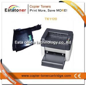 Fs1025 Toner Printer Cartridges Tk1120 Black With Chip 2.5k Pages Manufactures