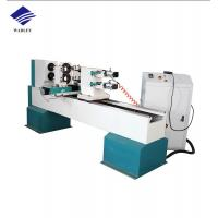 Double Spindle Wood Lathe CNC Wood Lathe Machine ISO Certification Manufactures