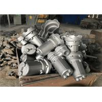 Green Sand Process Grey Iron Castings , Small Pump Shell Castings Iso Certificate Manufactures