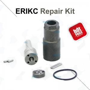 China ERIKC 095000-6250 auto part 16600-EB70A denso common rail injector repair kit DLLA152P947 nozzle 10#valve plate E1022003 on sale