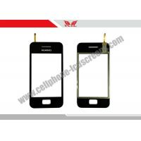 Original TFT Replacement Touch Screen Digitizer Front Glass Panel For Huawei G7300 Manufactures