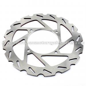 Lightweight Quad Bike Parts ATV Brake Disc 227mm Outside Diameter Manufactures