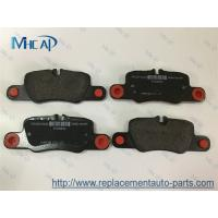 Car Front Brake Pads / Rear Brake Pad Replacement For Porsche 911 Panamera Manufactures
