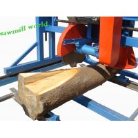 Model DS1300/DS2000 Twin Blade Circular Saw Wood Portable Sawmill Manufactures