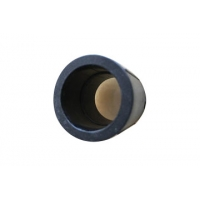 Plastic Raw Hydraulic Components HDPE Pipe Socket Joint Manufactures