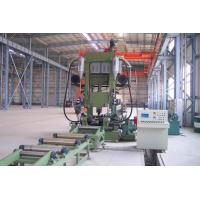 Buy cheap Automatic H Beam Production Line With Assembling / Welding / Straightening Combined from wholesalers