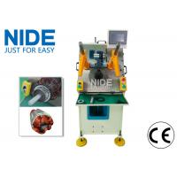 Automatic Stator Coil Inserting embedded Machine For Air Conditioner , Washing Machine Motor Manufactures